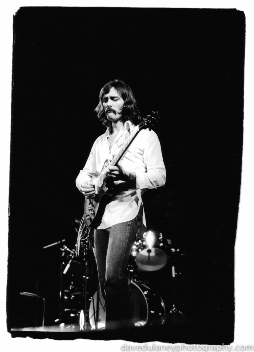 Dickey Betts. (founding member of The Allman Brothers Band.)