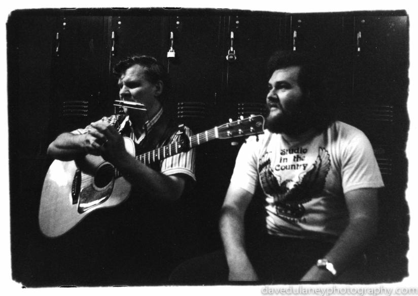 Doc and Merle Watson.